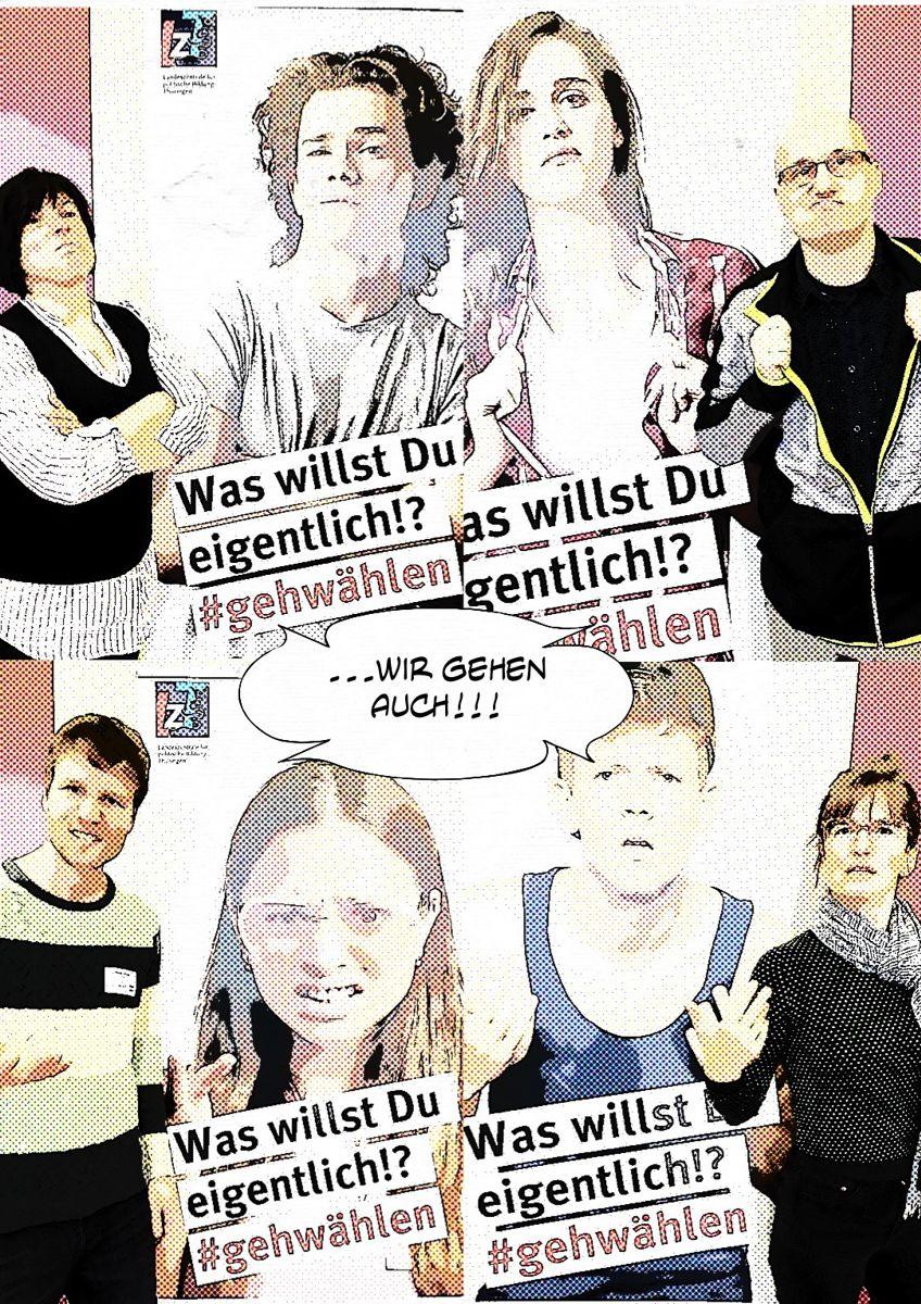 26. Mai 2019 Kommunalwahl in Thüringen